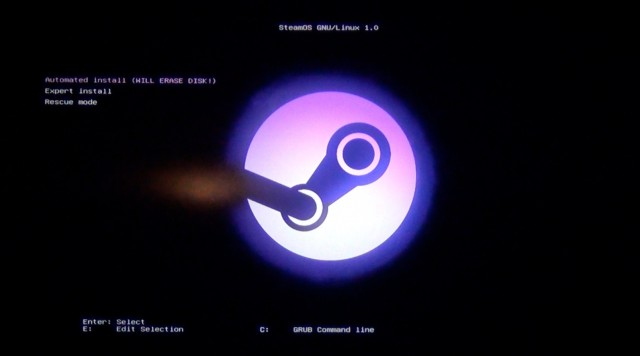 Everything you need to know to install SteamOS on your very own