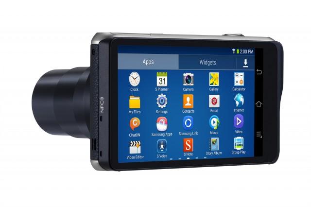 Samsung refreshes Galaxy Camera and Galaxy NX30