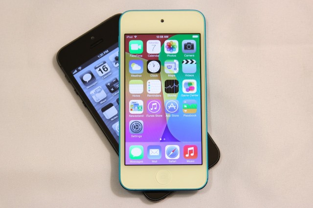 Apple's still working on making iOS 7 more stable.
