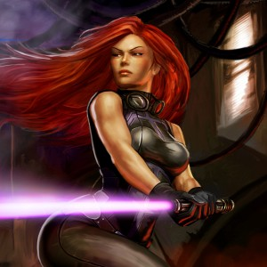 Fan favorite Mara Jade is now consigned to the <em>Star Wars Legends</em> non-canonical label.