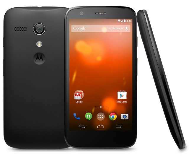 The Moto G is getting a Google Play edition, but it didn't really need one in the first place.