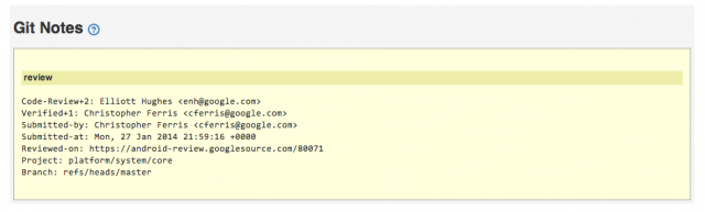 Google employee names are showing up on AArch64-related GitHub commits.