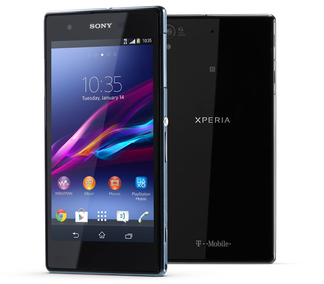 Sony brings its four-month-old Z1 flagship to the US as the Xperia Z1S