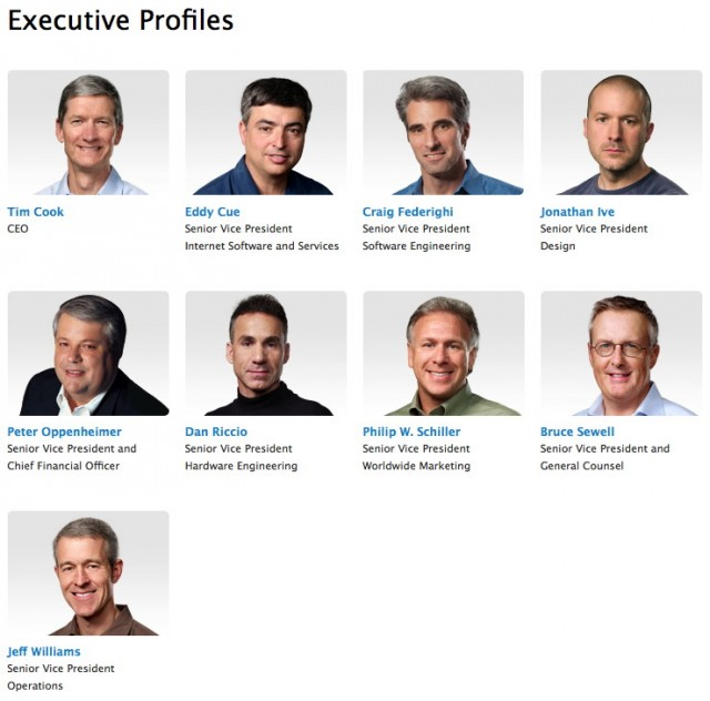 "Major investors push Apple execs to be more diverse: ""It's all white men"""