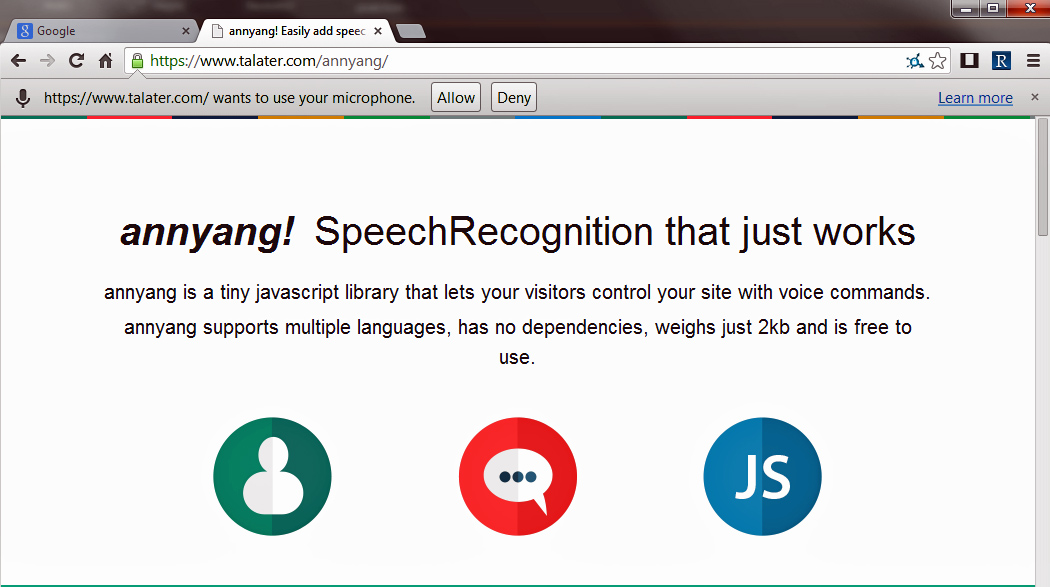Speech recognition hack turns Google Chrome into advanced bugging device