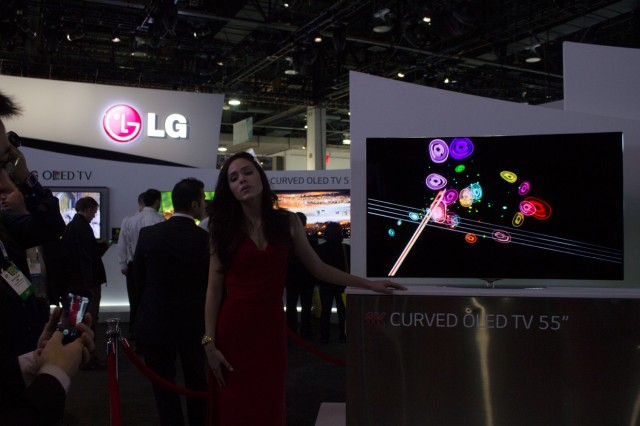 Curved TVs are everywhere, and companies sure want us to be excited about them. Time to figure out if we should be.