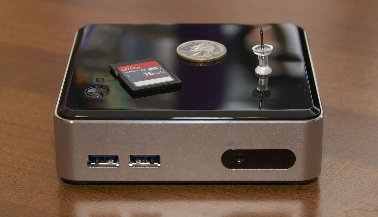 Smallness über alles: Intel's tiny, Haswell-based NUC