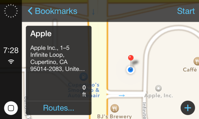 "Developer screenshots may show off Apple's ""iOS in the Car"" progress"