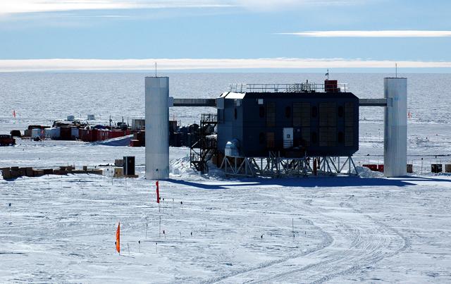 IceCube neutrino detector is running hot | Ars TechnicaIcecube Neutrino