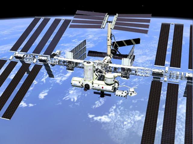 US to extend the International Space Station funding to 2024