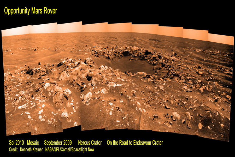 opportunity mars rover timeline - photo #24