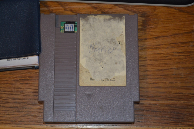 Nintendo World Championship Cart Attracts Suspiciously High Auction