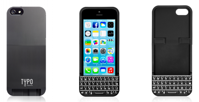 This BlackBerry keyboard clone has a celebrity in legal trouble.