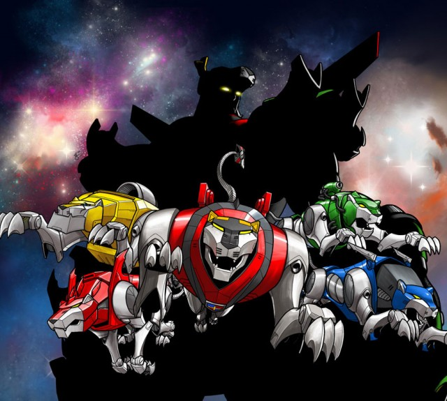Team Voltron, defender of open source.