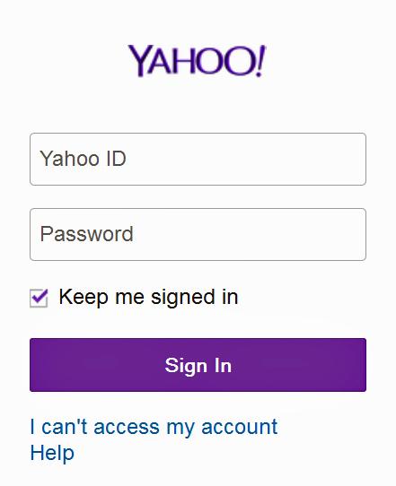 Yahoo mail login www How To
