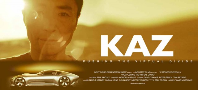 Kaz: A filmmaker documents Gran Turismo's impact on the world