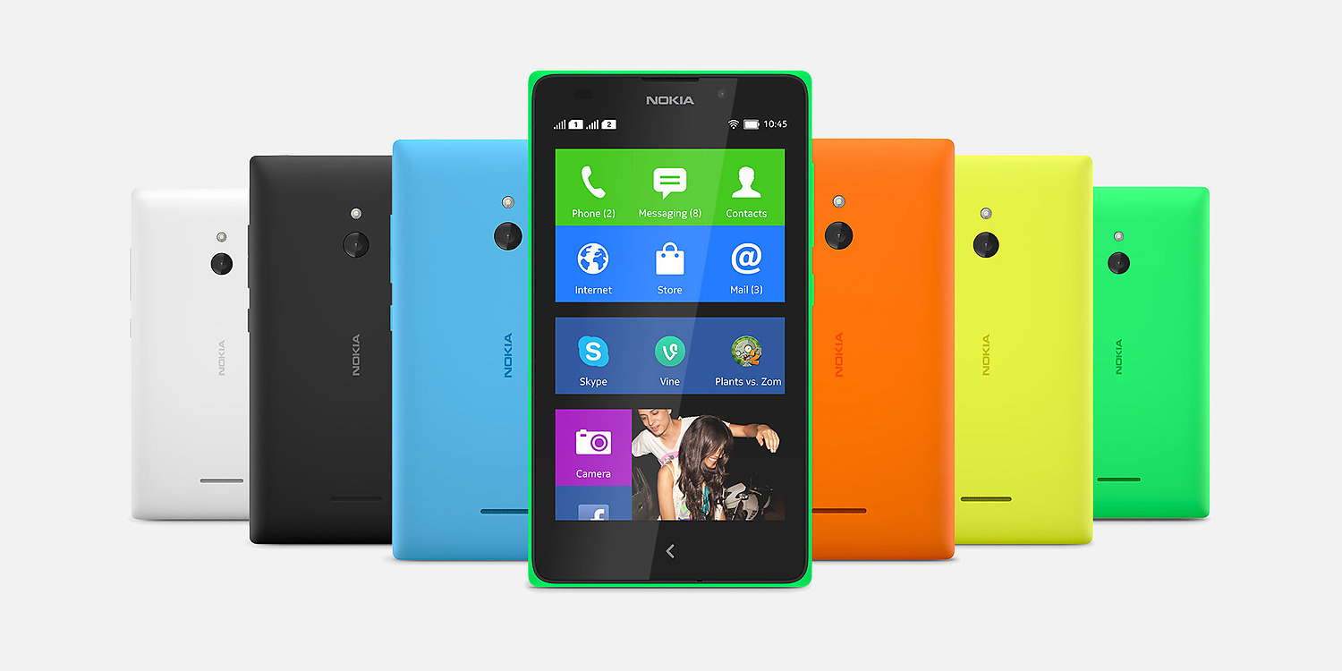Phone Android Phone From Nokia nokia launches a trio of android platform phones ars technica enlarge xl