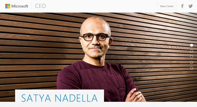 Microsoft names Nadella new CEO, Gates steps down as board chairman
