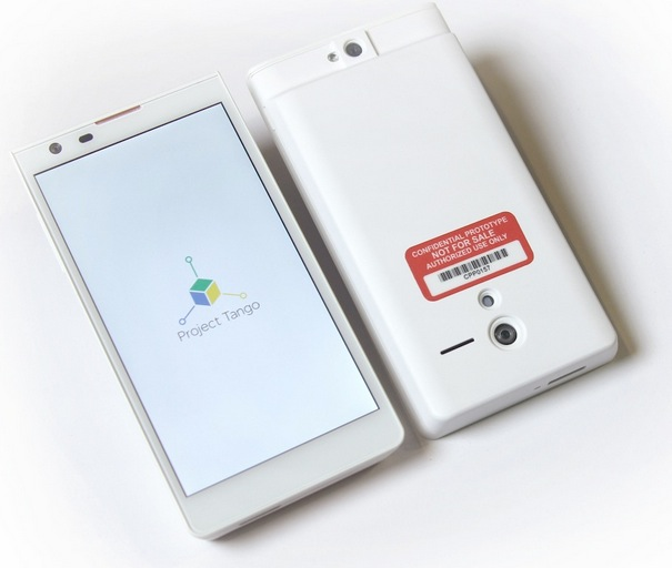 The new tablets will be similar to Google's Project Tango smartphones, <em>The Wall Street Journal</em> says.