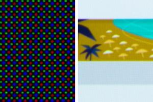 Diamond Pixels on the Note 3