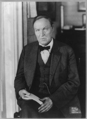 Clarence Darrow.