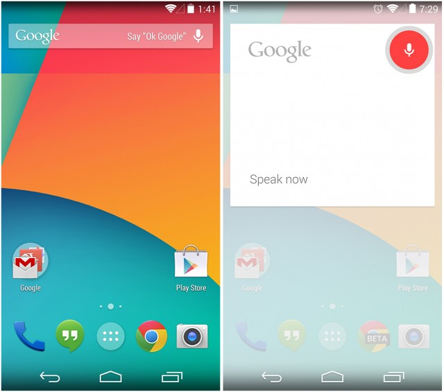Google Now Launcher Hits Play Store Brings Google