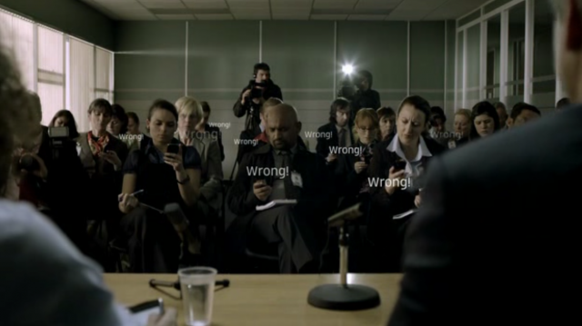 Early in the show, <em>Sherlock</em> looped texting in as a way of communicating, establishing character, and moving the plot along.