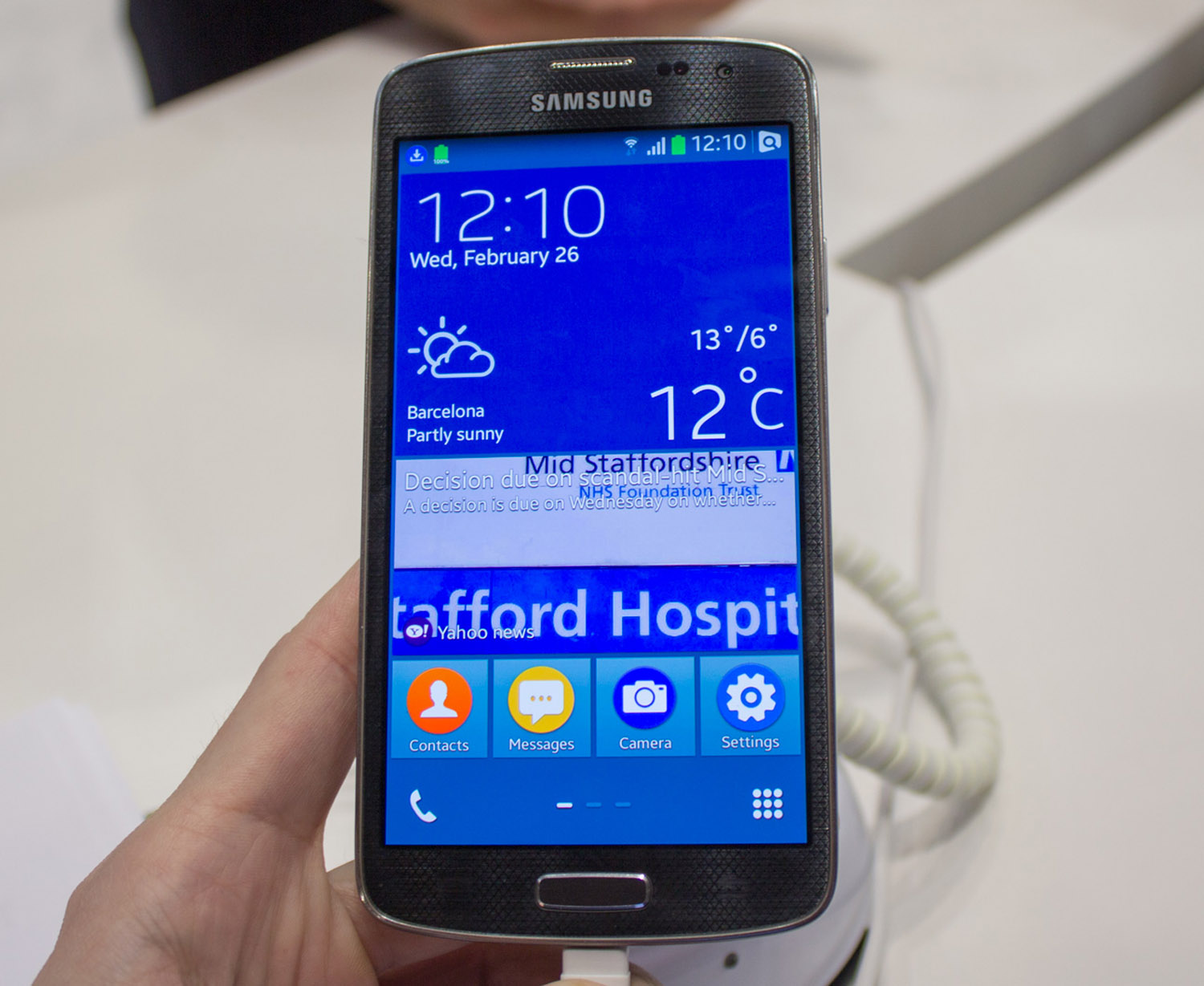Os tizen samsung / T mobile phone top up