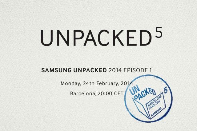 Liveblog: Samsung's MWC Press Event liveblog, see the Galaxy S5 glory