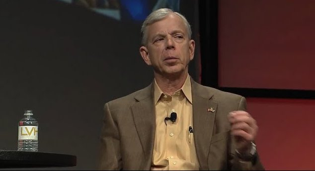 Verizon CEO Lowell McAdam.
