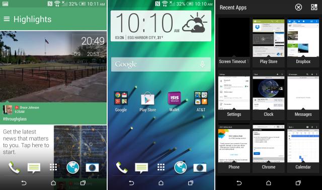 HTC Sense 6.0.