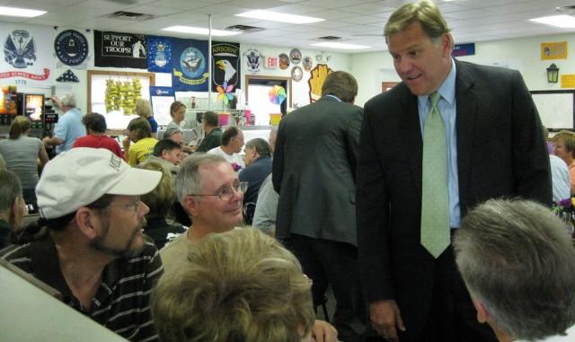 Representative Mike Rogers.