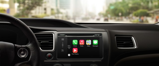 This is just CarPlay. Its final form could be an electric vehicle.