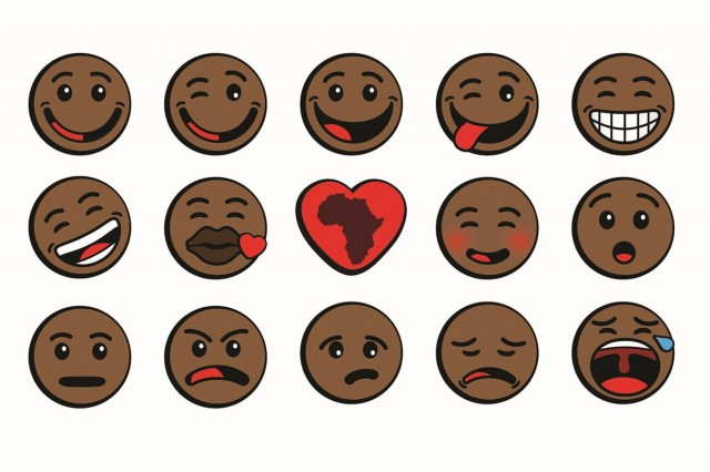 African mobile company creates new emoticons in the name of emoji diversity