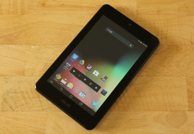 MediaTek shows up mostly in budget-priced gadgets like Asus' Memo Pad HD 7.