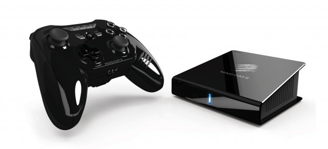 Mad Catz's M.O.J.O. micro-console gets price drop, Ouya game support