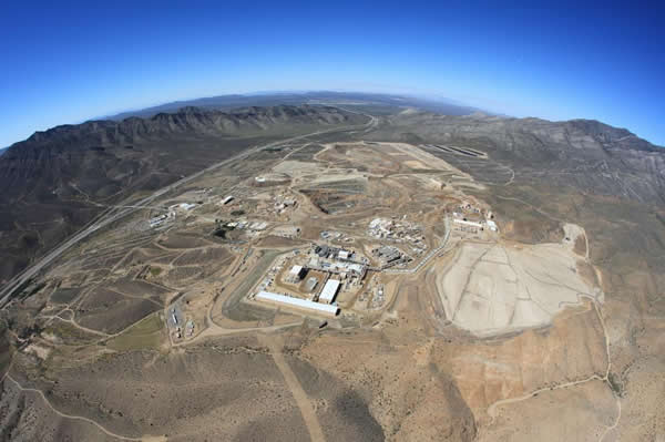 Problems with rare earth metal supply has led to the reopening of this mine in California.