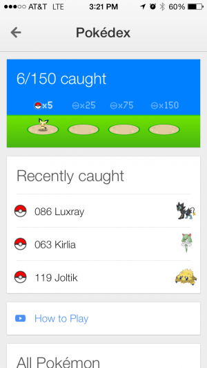 It's not hard to catch your first few Pokémon, but you'll waste hours looking for all of them.