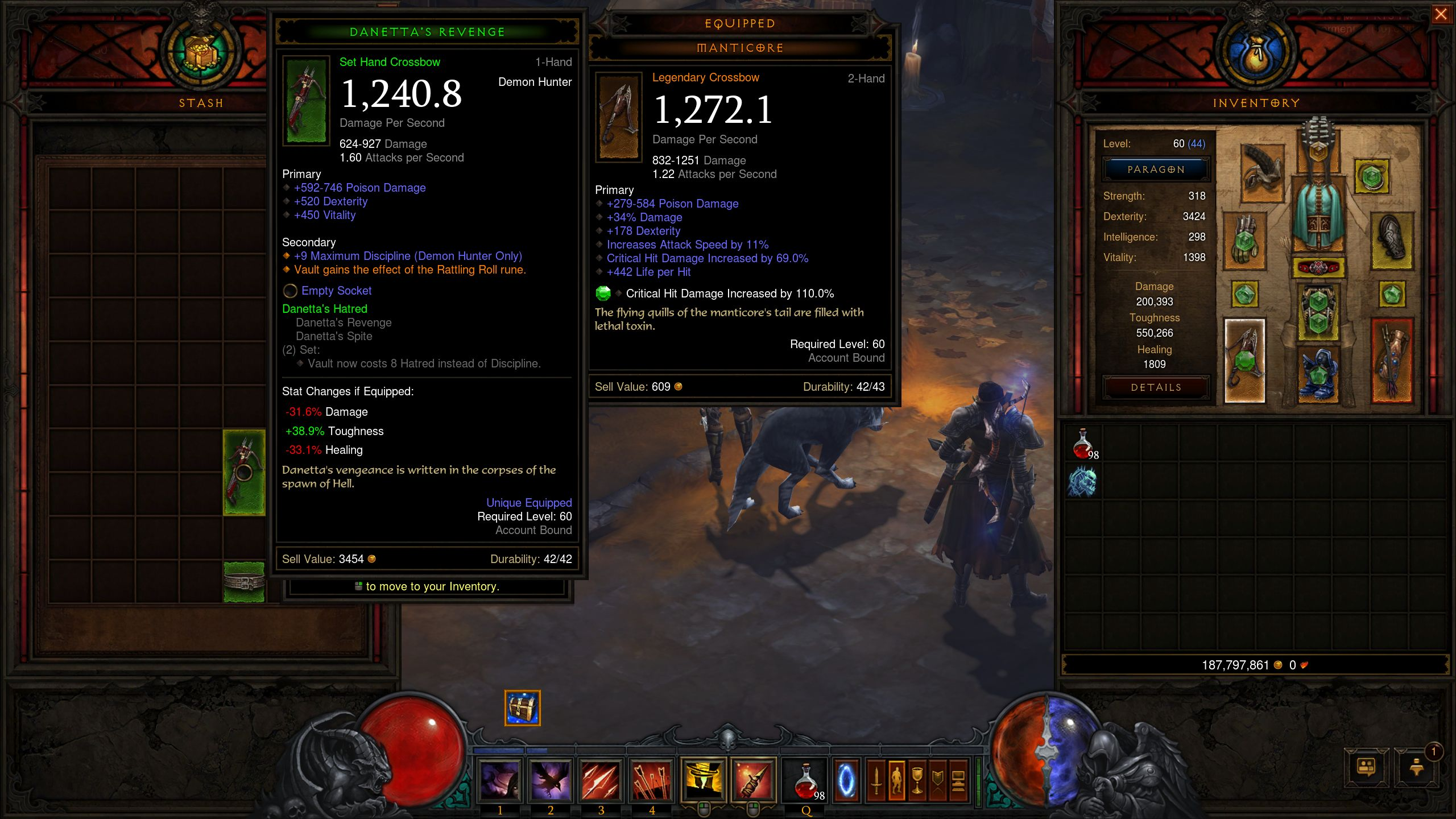 Diablo 3 says goodbye—and good riddance—to the Auction House | Ars Technica