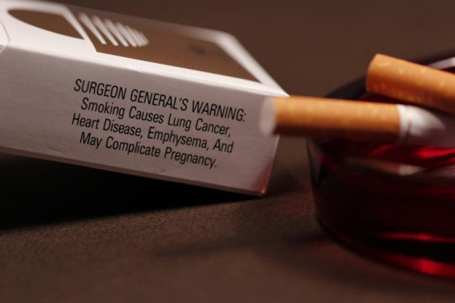 Smoking restrictions having huge benefit for the next generation