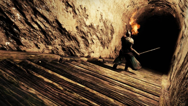 Is the secret to <i>Dark Souls</i>' appeal at the bottom of this cave?