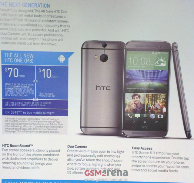 Ad for new HTC One hints at Lytro-style functionality from dual cameras