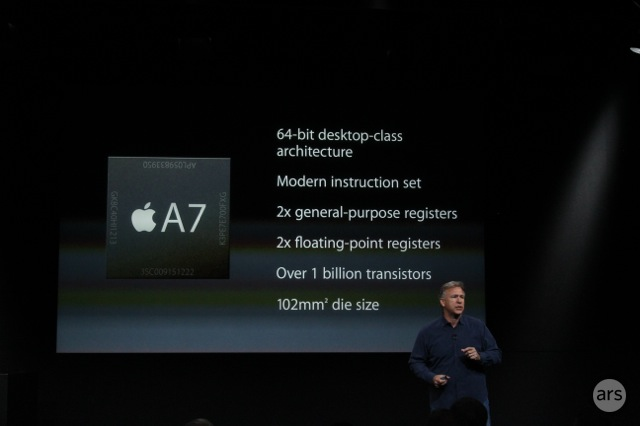 Apple's chip announcements have been more surprising than its phone announcements for a couple of years now.