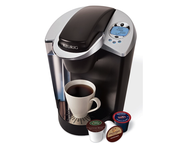 Keurig wants to bring your third-party pods under its wing now.
