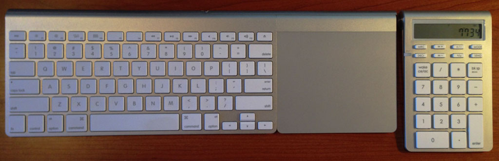 How to put apple wireless keyboard in pairing mode