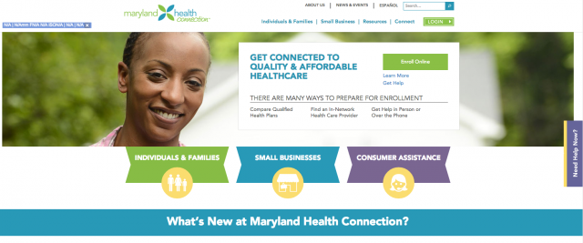 "After ""changing flat tires on this rolling car for the last five, going on six months,"" Maryland is taking its lemon of a healthcare enrollment site off the road."