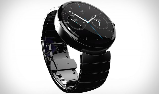 Moto 360 may have always-on OLED screen and sapphire glass