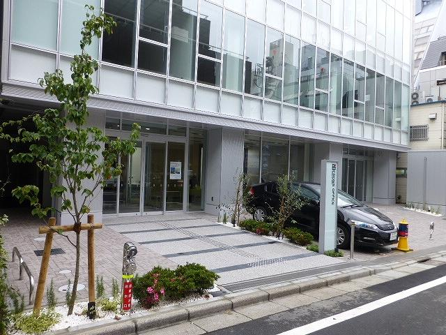 Cross Office Shibuya Medio, the office building in Tokyo that is home to MtGox and Mark Karpeles' other companies.