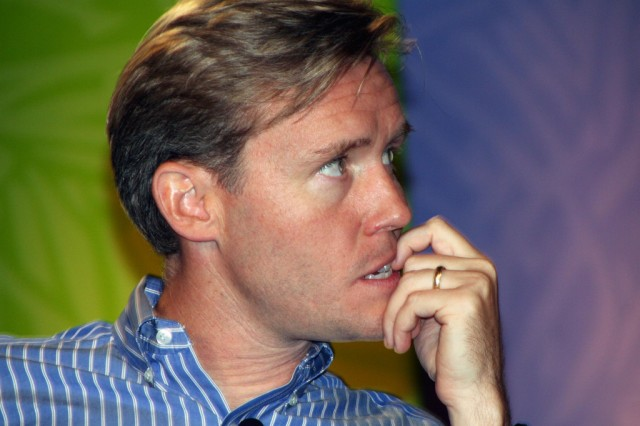 MP3tunes founder Michael Robertson in 2006.