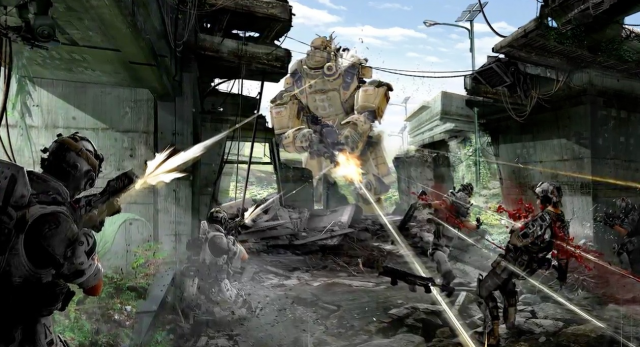 Dual-ing impressions: Discussing Titanfall on launch-day eve